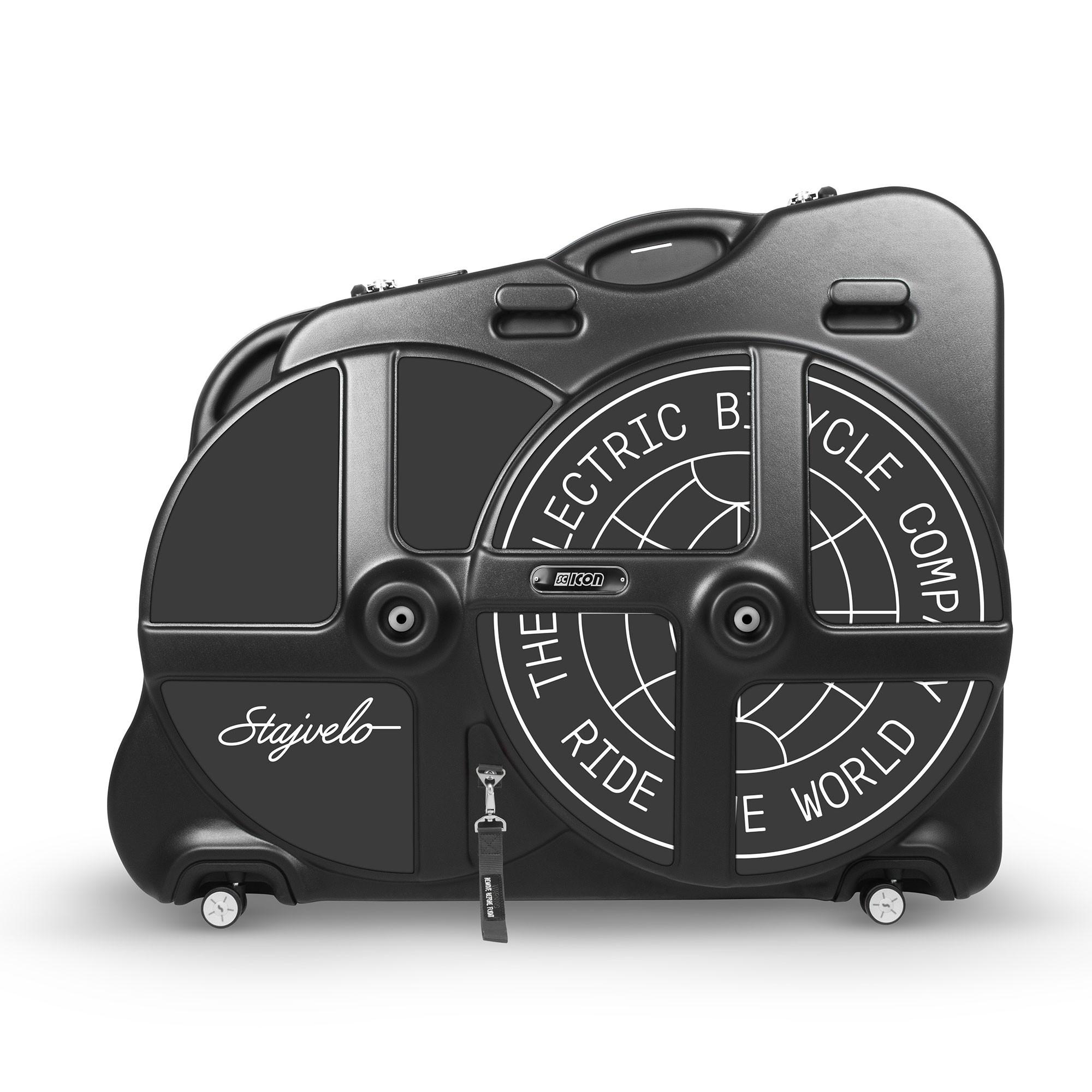 Bike travel case